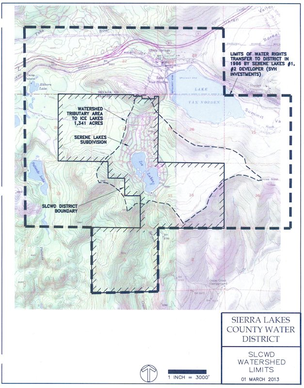 SLCWD watershed limits 3-1-13