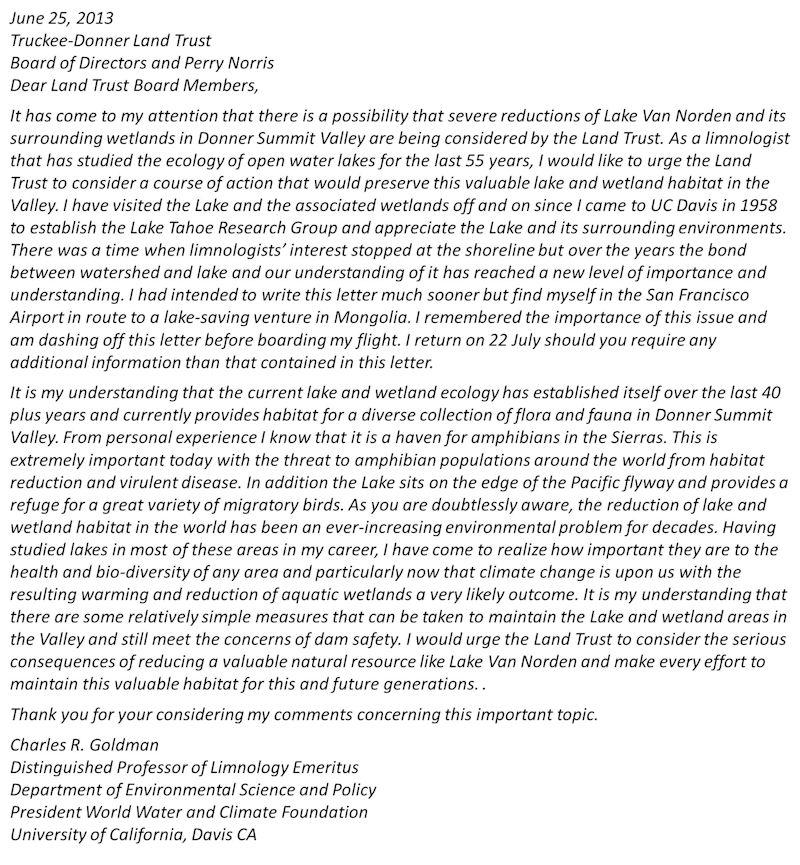 Goldman letter 6-13