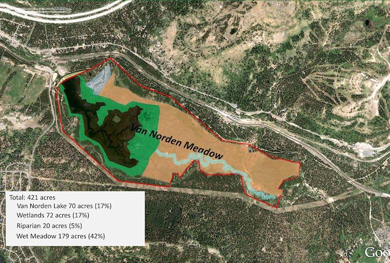 summit valley habitats