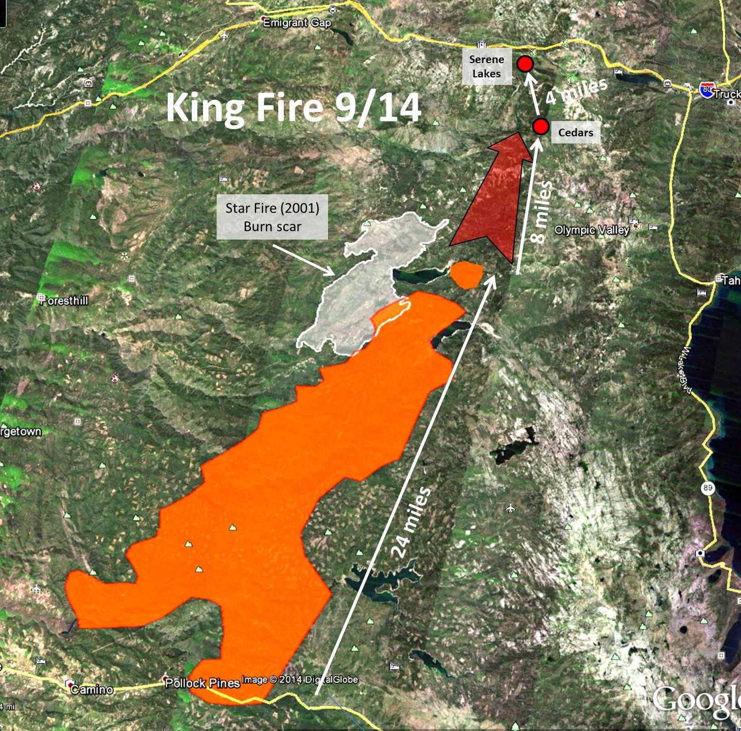 Kingfiremap